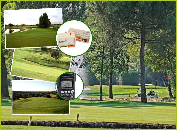 Greenplus para mantenimiento de campos de golf